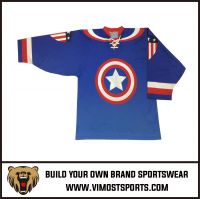 ice hockey jersey with your own design