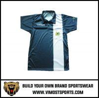 Custom Sublimation Cool Dry Polo Shirt