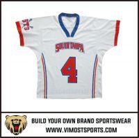 Custom Design Sublimation Lacrosse Jersey