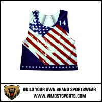 100% Polyester Breathable Reversible Pinnies