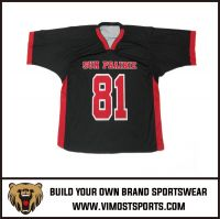 Custom Design Sublimation Lacrosse Jersey