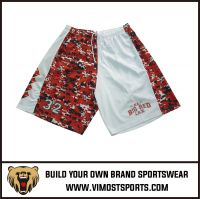 OEM Design Sublimation Lacrosse Shorts