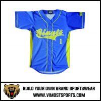 OEM Custom Baseball Jersey