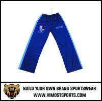 OEM 100% Polyester  Custom Sublimation Jacket Pants