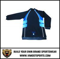 OEM 100% Polyester  Custom Sublimation Jacket