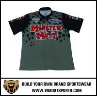Custom Sublimation Sportswear Racing Shirt