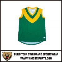 OEM Custom Sublimation Aussie Rules Jersey