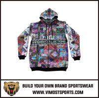 High Quality Manufacture Custom Sportswear Hoodie Sweatshirt