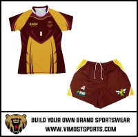 Polyester Rugby Wear