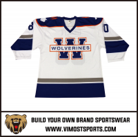 Customized Ice Hockey Jersey