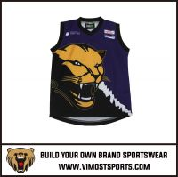 Sublimation Aussies Rules Jersey