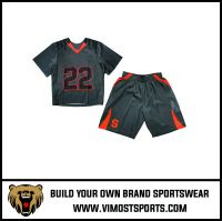 Custom Team Sublimation Men Lacrosse suit