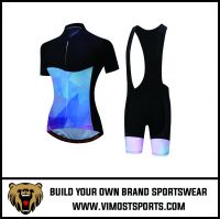 Women's Breathable Cycling Suits