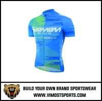 Custom Sublimation Men Cycling Jersey