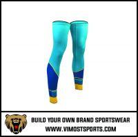 High Quality Compression Sleeve Women Cycling Leg Warmers
