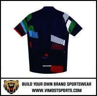 Men Breathable Quick Dry Cycling Shirts