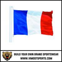 Custom Printed Polyester French flag OEM