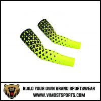 High Quality Compression Sleeve Men Cycling Arm Warmers