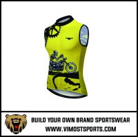 Full Sublimation Breathable Cycling Vest