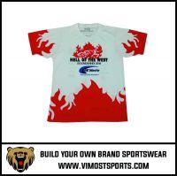 Custom Printed Breathable Men T-shirt