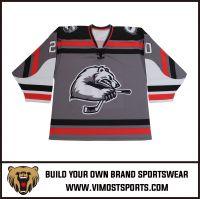 Ice Hockey Jersey Team Wear