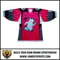 Fashion Ice Hockey Jersey