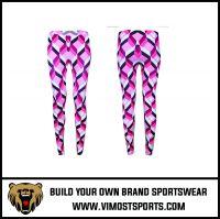 Custom Breathable Yoga Pants