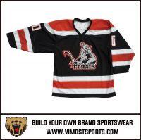 Custom field jersey