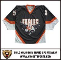 Professional Design Custom Inline Hockey Shirts