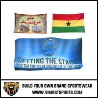 No MOQ Custom Printed Polyester Banners