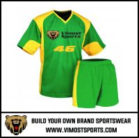 Soccer Jersey and Short Set