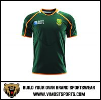 OEM Custom Rugby World Cup Sublimation Rugby Jersey