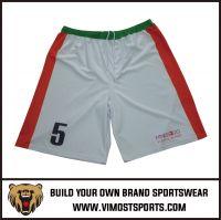 OEM Custom Men Sublimation Basketball Short Shell for Team