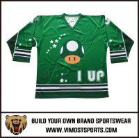 Custom High Quality Sublimation Ice Hockey Jersey for Team