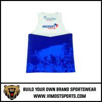 Custom Sleeveless Undershirts
