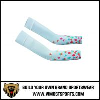 Cheap Polyester Sublimation Printed Women Arm Warmer