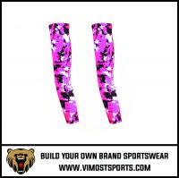 New fashion sublimation printed sports women protective leg warmers