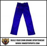 Best Sale Custom High Quality Sublimation Men Baseball Pants