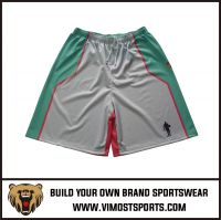 Custom Team Logo Sublimation Basketball Short Ubiform