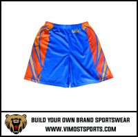 professional design custom lacrosse shorts