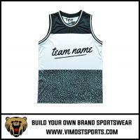 Custom Basketball Vest
