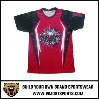 Custom Baseball Jersey (baseball shirt)
