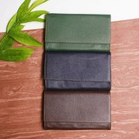Leather Wallet - Fly and File