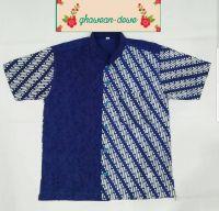 Batik Boys Shirt, children shirt, boys dress shirt, traditional boys shirt