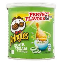 Pringles Sour Cream & Onion 40g x 12