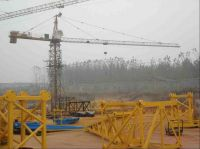 12t MC310 TC7032 Topkit Tower Crane with Hammer Head Frequency Type Schneider Invertor L68B2 Mast