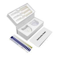 Luma Smile Non peroxide Teeth Whitening Gel Syringe Teeth Refill Gel Kit With Private Logo