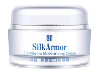 silk fibroin moisturizing cream