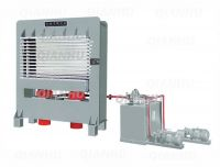15 Layers Hot Press Machine for Commercial Plywood Marine Plywood
