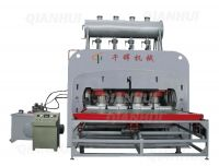 1600Tons Short Cycle Lamination Hot Press Machine
